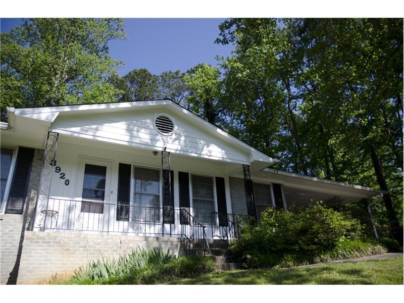 3920 Green Forest Parkway SE, Smyrna, GA 30082 (MLS #5749852) :: North Atlanta Home Team
