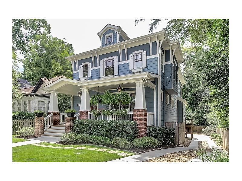 230 Melrose Avenue, Decatur, GA 30030 (MLS #5749881) :: North Atlanta Home Team
