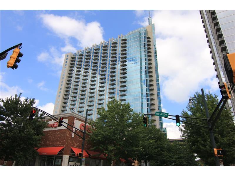 860 Peachtree Street NE #2306, Atlanta, GA 30308 (MLS #5749998) :: North Atlanta Home Team