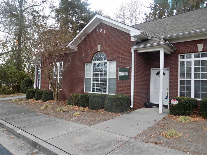 103 Mountain Brook Drive #104, Canton, GA 30115 (MLS #5750012) :: North Atlanta Home Team