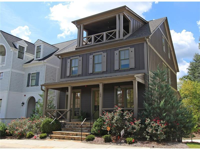 186 Fowler Street, Woodstock, GA 30188 (MLS #5750036) :: North Atlanta Home Team