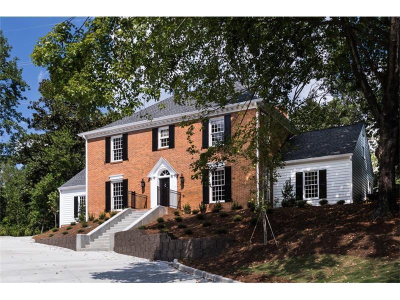 2403 Hanover West Lane, Atlanta, GA 30327 (MLS #5750119) :: North Atlanta Home Team
