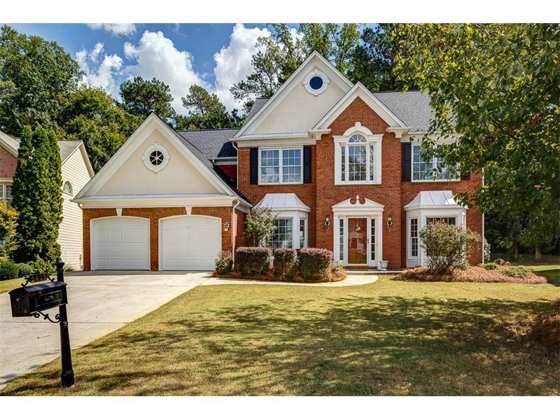 5421 Oxford Chase Way, Dunwoody, GA 30338 (MLS #5750136) :: North Atlanta Home Team