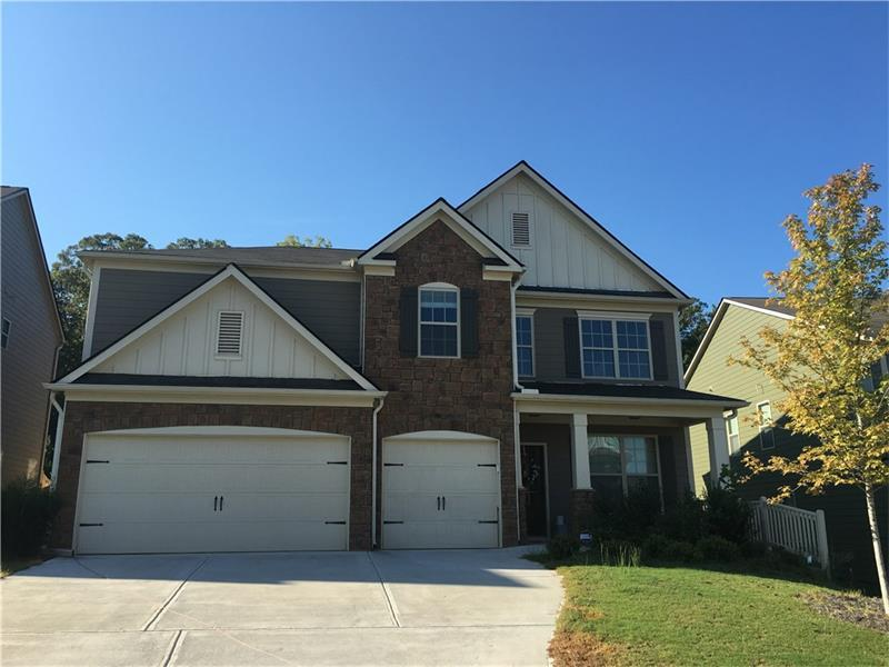 574 Olympic Way, Acworth, GA 30102 (MLS #5750240) :: North Atlanta Home Team