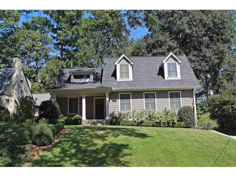 315 Lamont Drive, Decatur, GA 30030 (MLS #5750295) :: North Atlanta Home Team