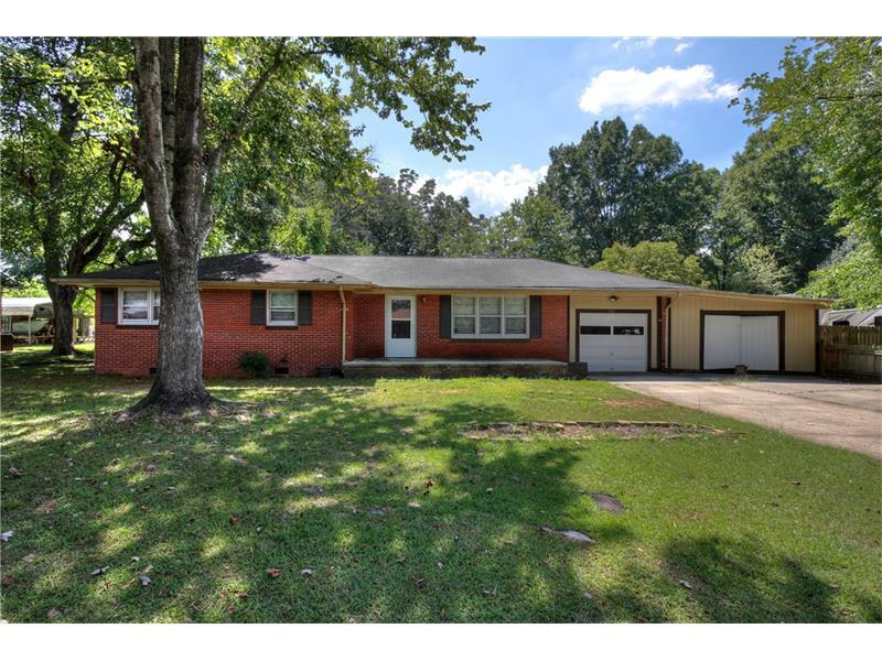 141 Davis Drive, Cartersville, GA 30120 (MLS #5750320) :: North Atlanta Home Team