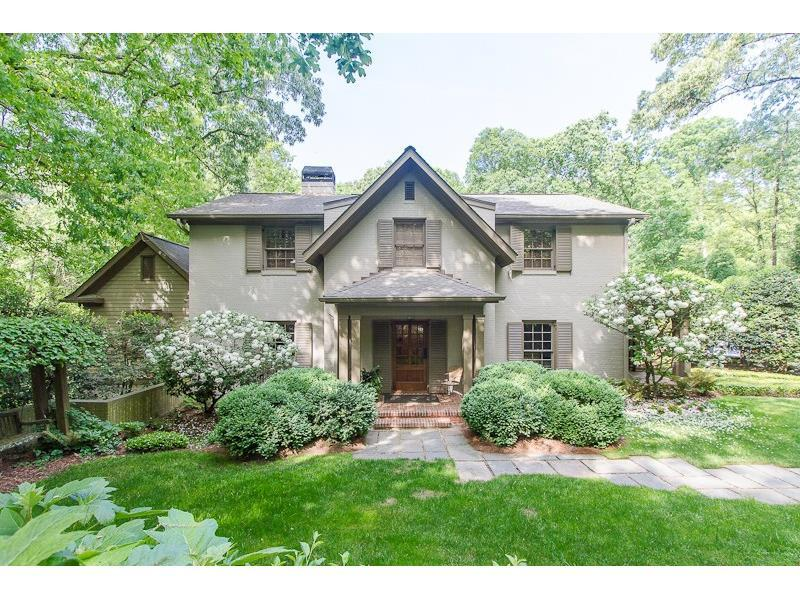4086 Randall Mill Road NW, Atlanta, GA 30327 (MLS #5750322) :: North Atlanta Home Team