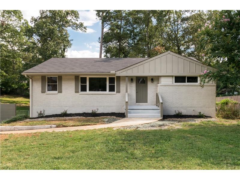 1114 Pinedale Drive SE, Smyrna, GA 30080 (MLS #5750330) :: North Atlanta Home Team