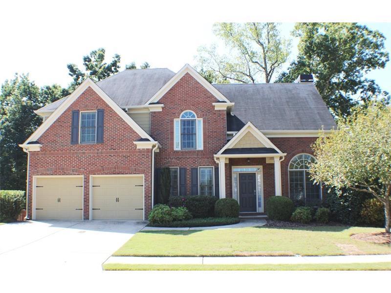 107 Blackberry Run Trail, Dallas, GA 30132 (MLS #5750357) :: North Atlanta Home Team