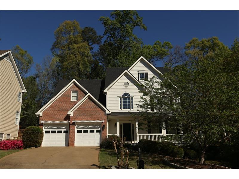 3105 Oak Hampton Way #3105, Duluth, GA 30096 (MLS #5750413) :: North Atlanta Home Team