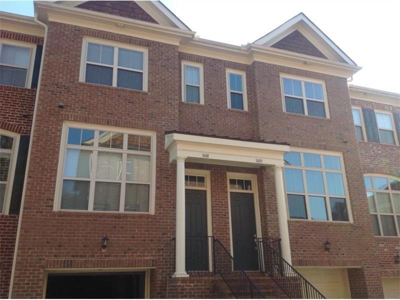 1601 Mosaic Way #0, Smyrna, GA 30080 (MLS #5750439) :: North Atlanta Home Team