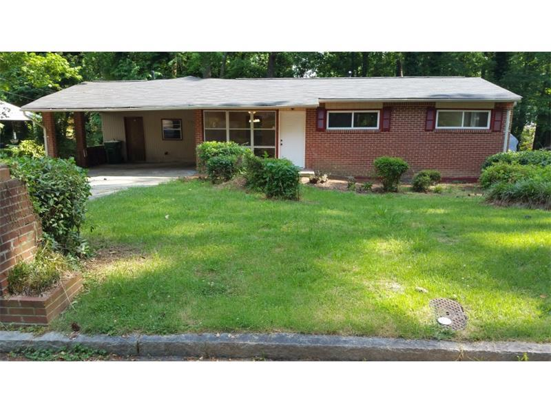 2574 Dale Creek Drive #0, Atlanta, GA 30318 (MLS #5750472) :: North Atlanta Home Team