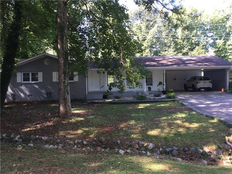 4117 Monticello Way, Atlanta, GA 30337 (MLS #5750532) :: North Atlanta Home Team
