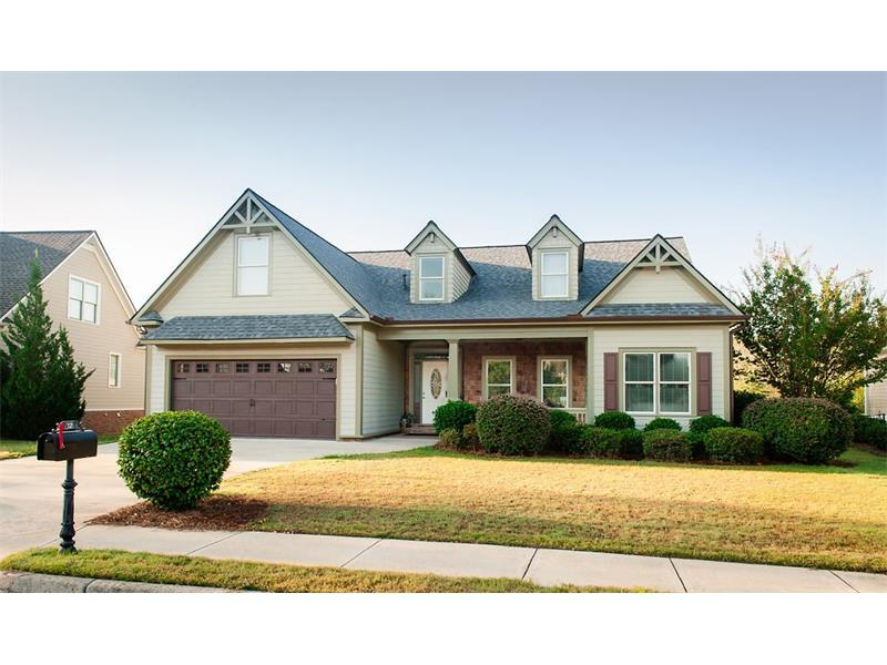 12 Grove Park Circle, Cartersville, GA 30120 (MLS #5750542) :: North Atlanta Home Team