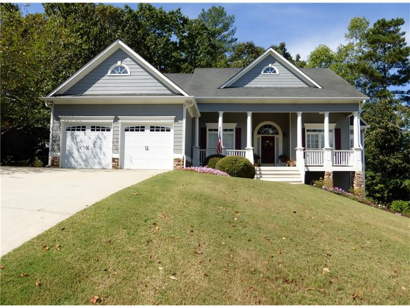 54 Valleyside Drive S, Dallas, GA 30157 (MLS #5750581) :: North Atlanta Home Team