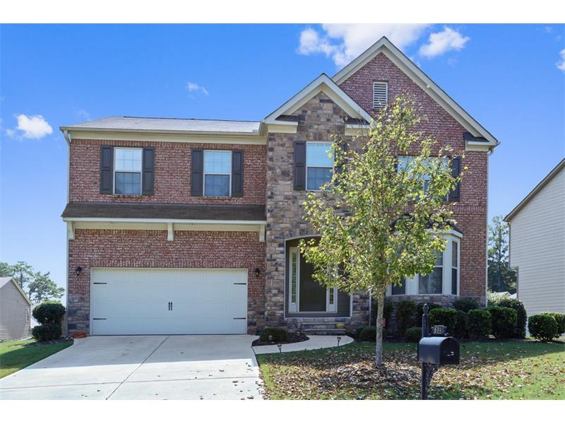 614 Crosswinds Circle, Marietta, GA 30008 (MLS #5750626) :: North Atlanta Home Team