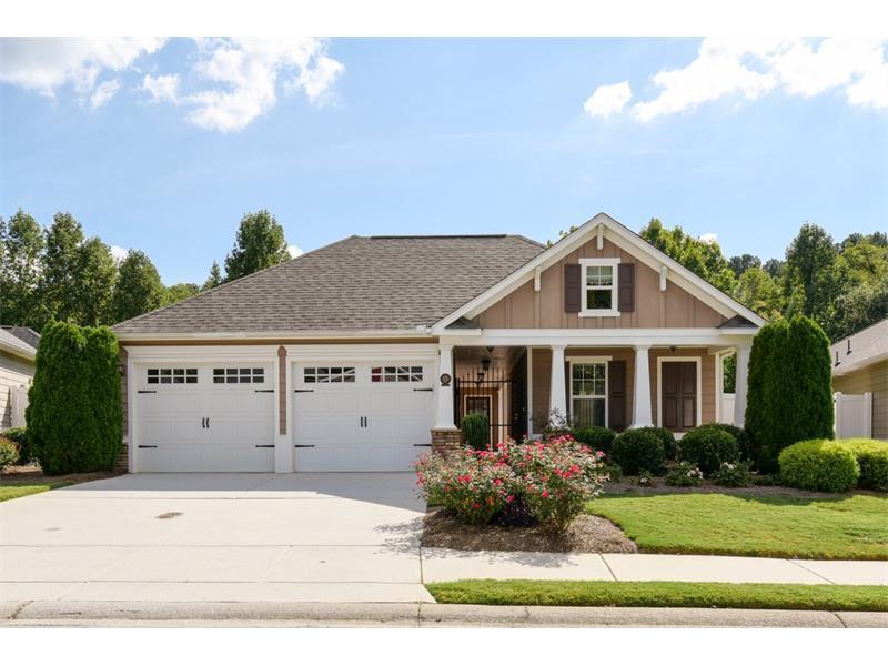 223 Shoal Creek Way, Dallas, GA 30132 (MLS #5750685) :: North Atlanta Home Team
