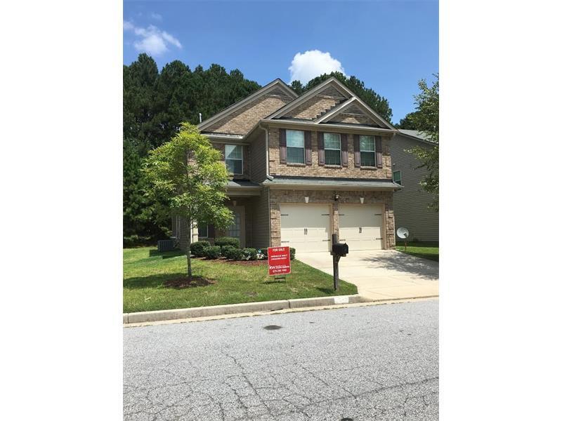 3549 Lake Forge, Fairburn, GA 30213 (MLS #5750686) :: North Atlanta Home Team
