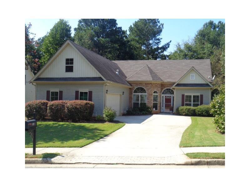 118 Spinner Drive, Jefferson, GA 30549 (MLS #5750719) :: North Atlanta Home Team