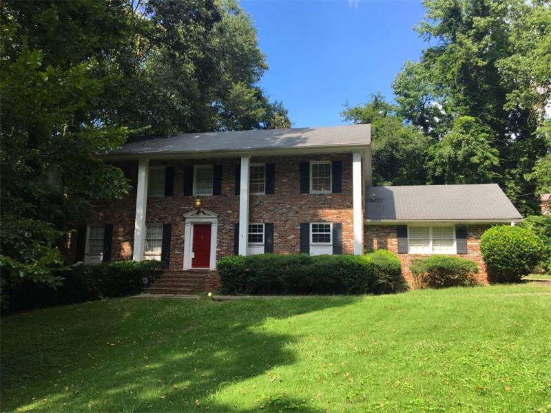 160 Maryeanna Drive NE, Atlanta, GA 30342 (MLS #5750741) :: North Atlanta Home Team