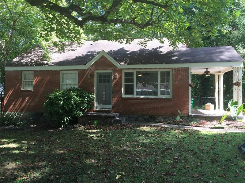 1840 Glendale Drive, Decatur, GA 30032 (MLS #5750759) :: North Atlanta Home Team