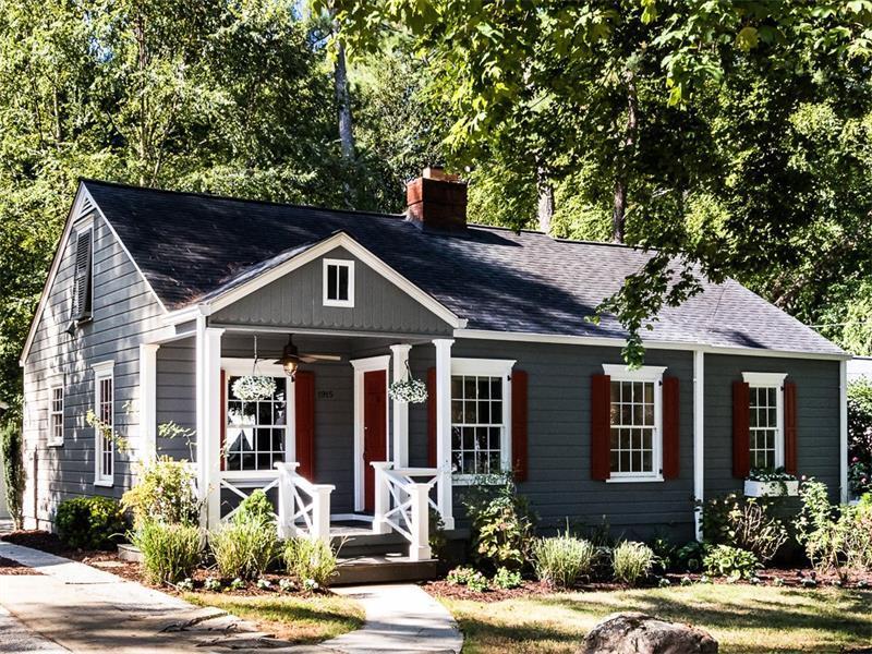 1915 Edinburgh Terrace NE, Atlanta, GA 30307 (MLS #5750909) :: North Atlanta Home Team