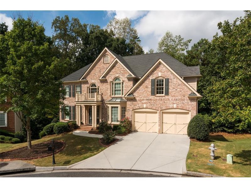 4162 Creekview Bluff Court, Buford, GA 30518 (MLS #5750912) :: North Atlanta Home Team