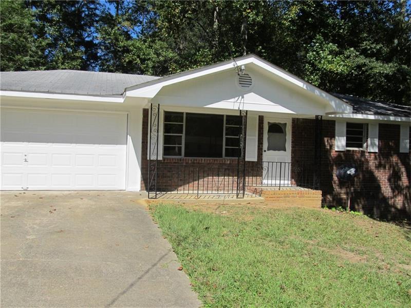 3606 Sharon Drive, Powder Springs, GA 30127 (MLS #5750967) :: North Atlanta Home Team