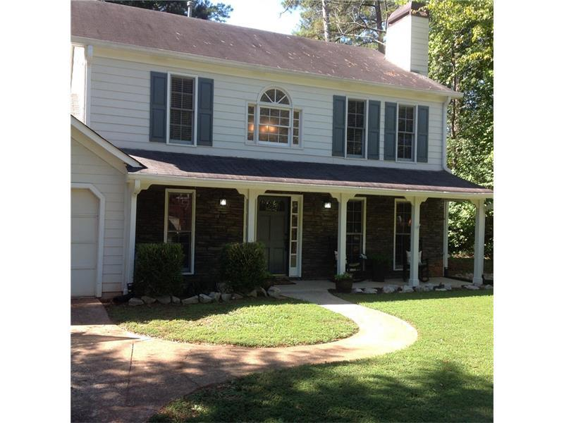 1234 Rodrick Drive NE, Marietta, GA 30066 (MLS #5750973) :: North Atlanta Home Team