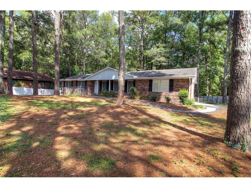 110 Denna Drive, Alpharetta, GA 30009 (MLS #5751063) :: North Atlanta Home Team