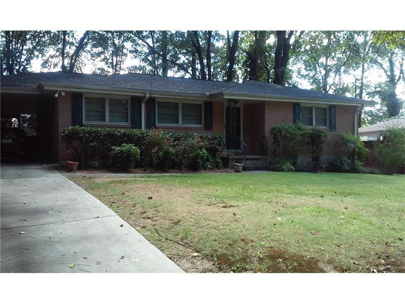 2907 Mount Olive Drive, Decatur, GA 30033 (MLS #5751133) :: North Atlanta Home Team