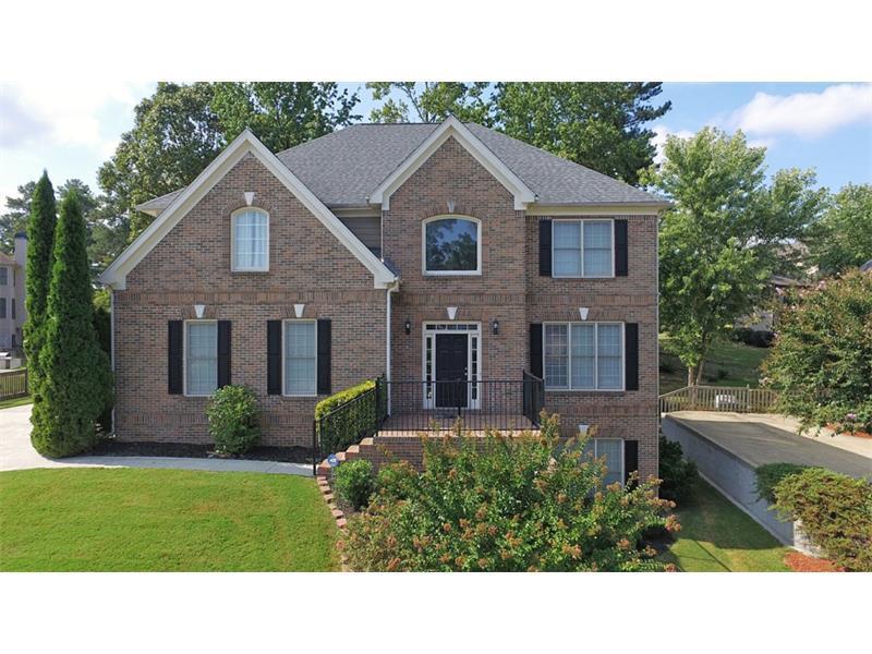1428 Whisperwood Lane, Lawrenceville, GA 30043 (MLS #5751193) :: North Atlanta Home Team