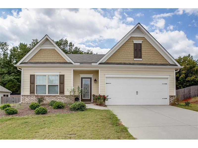 1052 Sutherland Drive, Winder, GA 30680 (MLS #5751220) :: North Atlanta Home Team