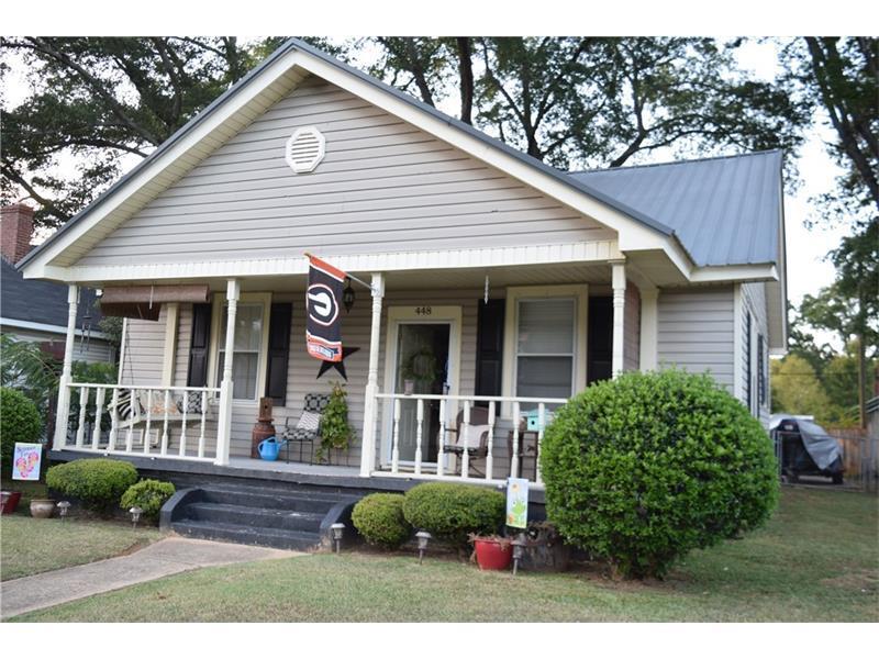 448 Clearwater Street, Rockmart, GA 30153 (MLS #5751279) :: North Atlanta Home Team