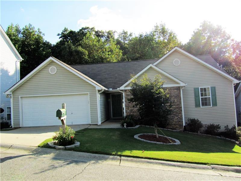 315 Hillcrest Lane, Canton, GA 30115 (MLS #5751283) :: North Atlanta Home Team