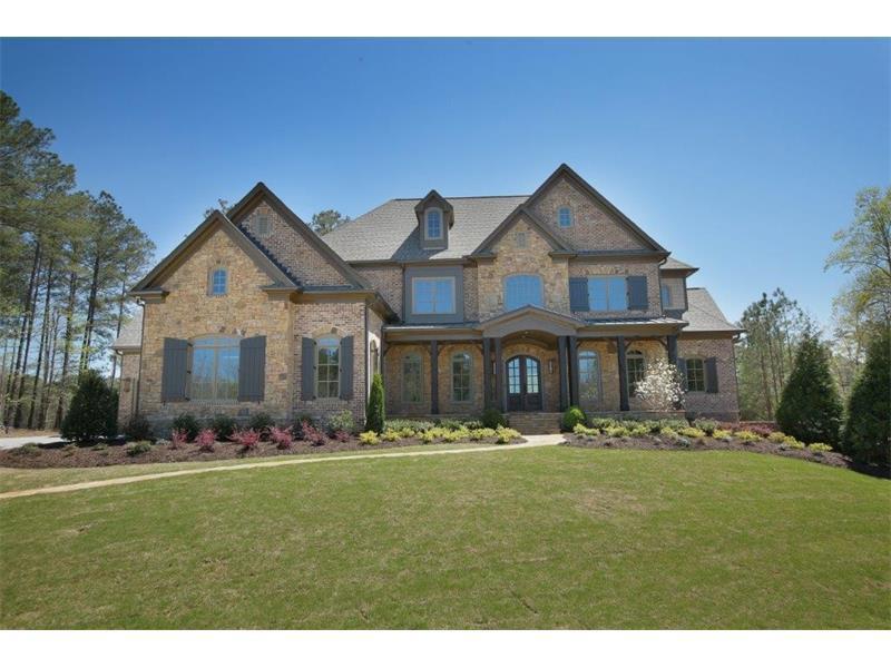 9510 Old Southwick Pass, Alpharetta, GA 30022 (MLS #5751337) :: North Atlanta Home Team