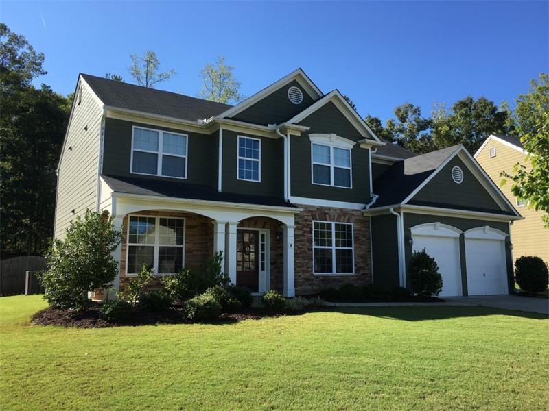 5215 Concord Downs Drive, Cumming, GA 30040 (MLS #5751363) :: North Atlanta Home Team
