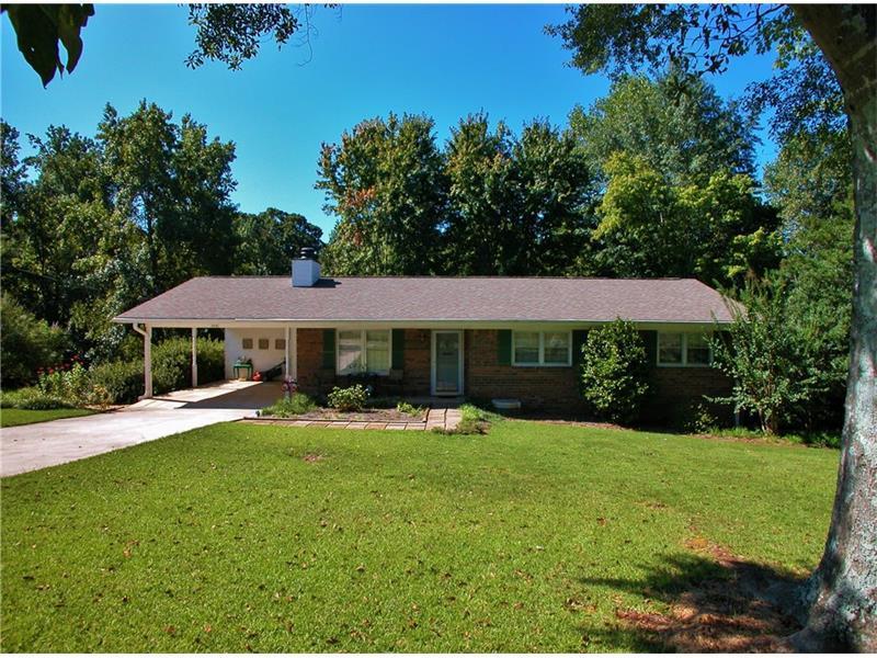 4440 Tara Drive, Oakwood, GA 30566 (MLS #5751392) :: North Atlanta Home Team