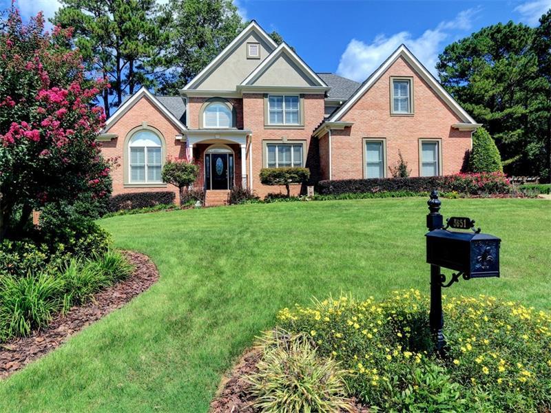 3651 Hadfield Drive, Marietta, GA 30062 (MLS #5751441) :: North Atlanta Home Team
