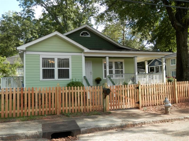 1296 Marcy Street SE, Atlanta, GA 30315 (MLS #5751459) :: North Atlanta Home Team