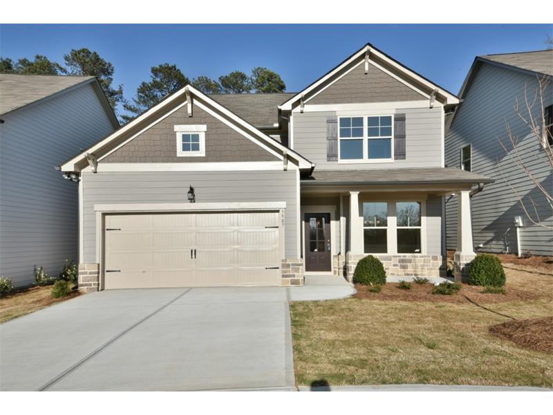 6011 Lily Pad Drive, Flowery Branch, GA 30542 (MLS #5751489) :: North Atlanta Home Team