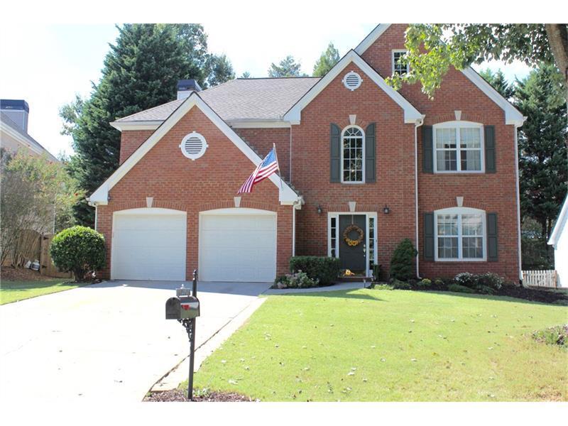 3963 Lullwater Main NW, Kennesaw, GA 30144 (MLS #5751539) :: North Atlanta Home Team