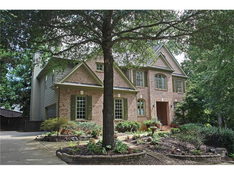 5335 Overbend Trail, Suwanee, GA 30024 (MLS #5751557) :: North Atlanta Home Team