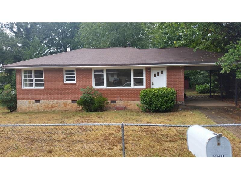 251 Wayne Avenue, Jonesboro, GA 30236 (MLS #5751605) :: North Atlanta Home Team