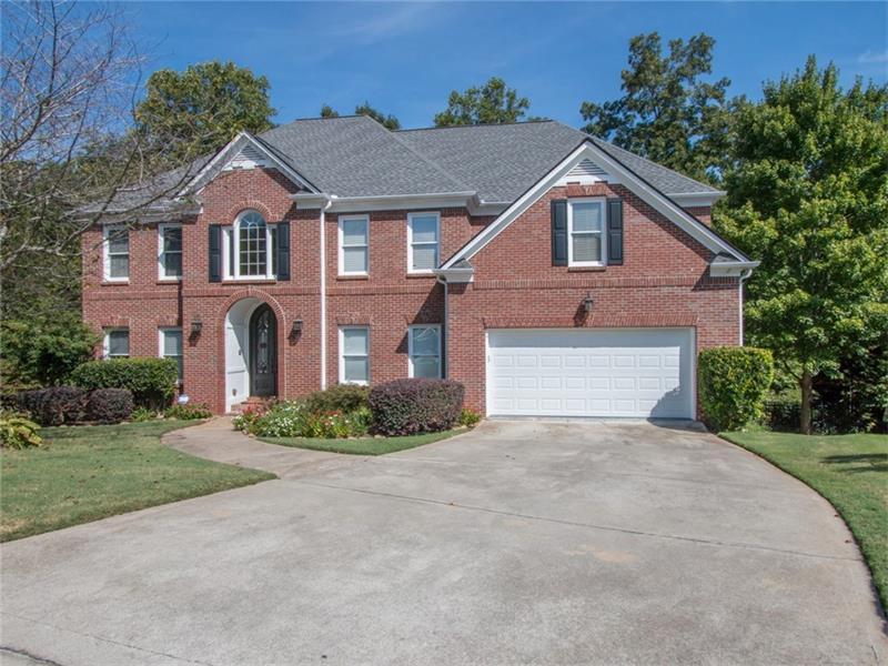 2408 Vinings Oaks Court SE, Smyrna, GA 30082 (MLS #5751619) :: North Atlanta Home Team