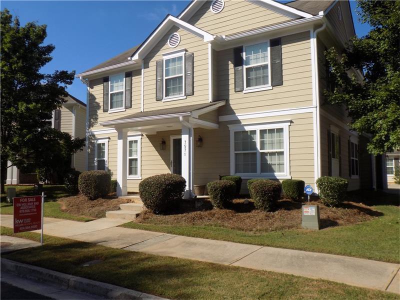 7571 Waverly Loop, Fairburn, GA 30213 (MLS #5751690) :: North Atlanta Home Team