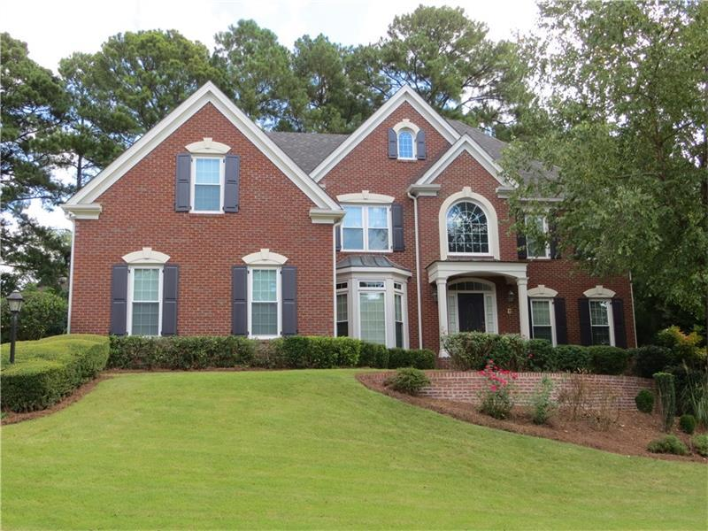 4826 Old Timber Ridge Road NE, Marietta, GA 30068 (MLS #5751703) :: North Atlanta Home Team