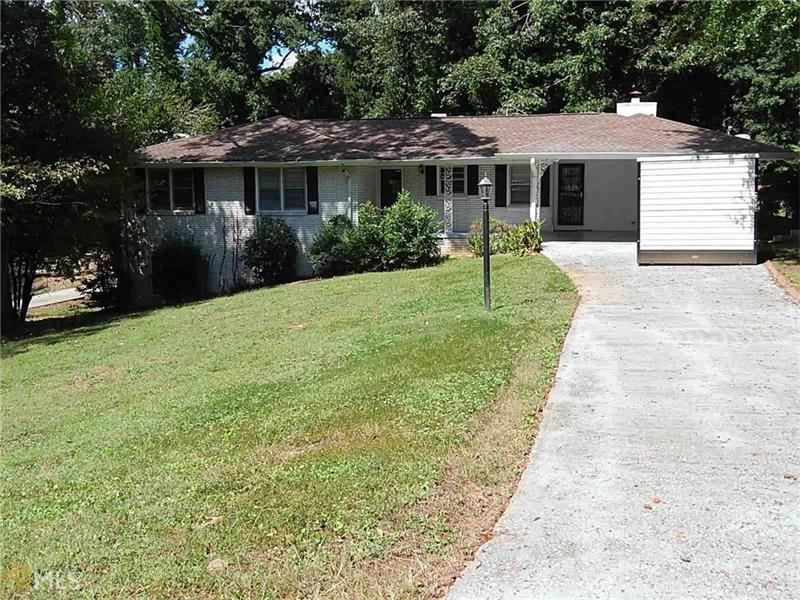 2845 Davidson Drive, Lithonia, GA 30058 (MLS #5751811) :: North Atlanta Home Team