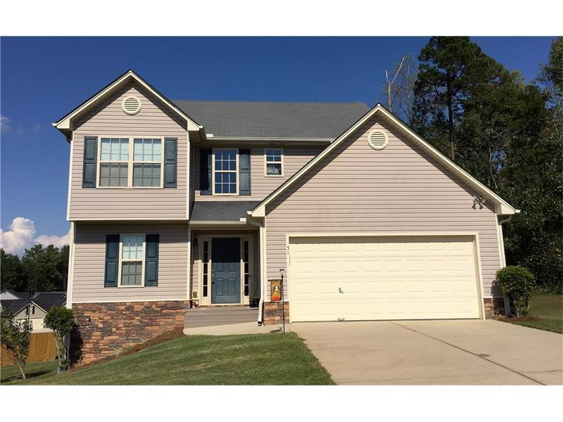 51 Michener Circle, Dawsonville, GA 30534 (MLS #5751924) :: North Atlanta Home Team