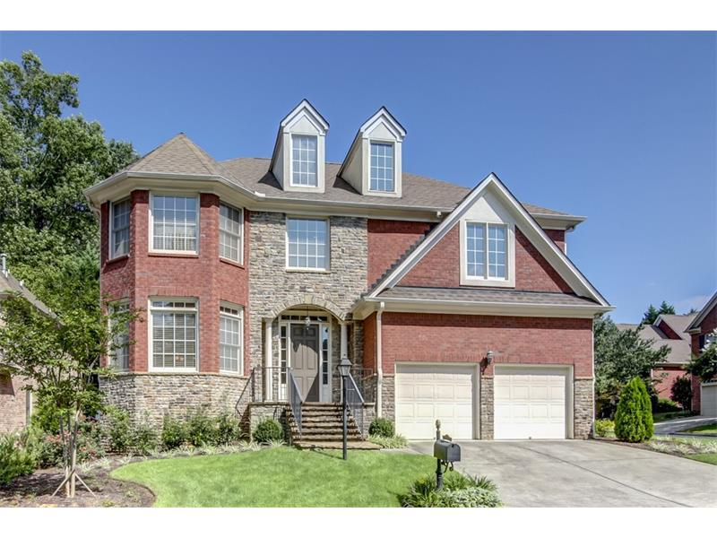 3759 Wescott Cove NE, Brookhaven, GA 30319 (MLS #5751949) :: North Atlanta Home Team